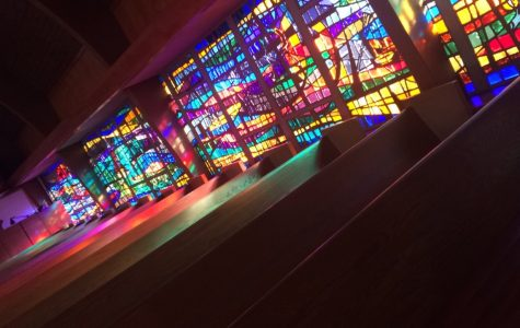Local Churches filled with Color