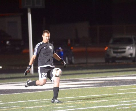 Varsity Boys' Soccer vs. Bluffton – Photos