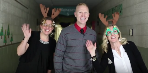 MCS Staff Christmas Video Greeting