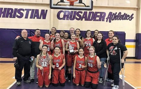 Lady Flames beat Temple in Regional OCSAA Tourney – Pictures