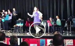 Tap Dance a MCS First at Gala