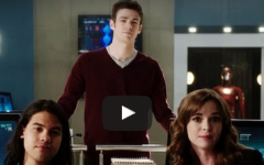 STEM Careers PSA with The Flash Actors