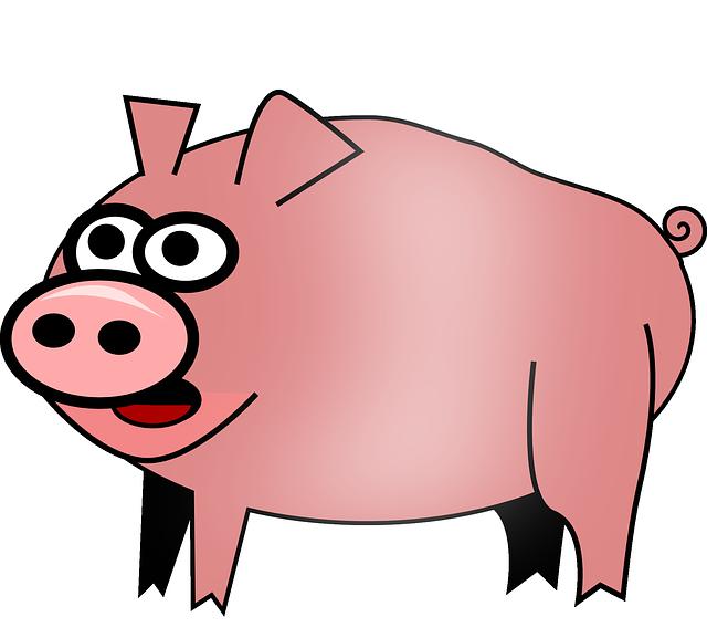 Cartoon+Hog