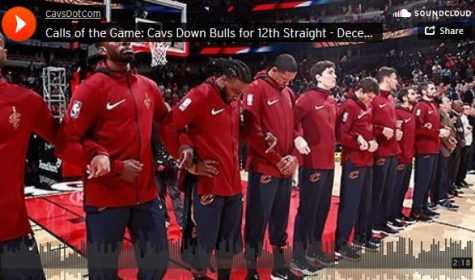 Cavs vs. Chicago Recap