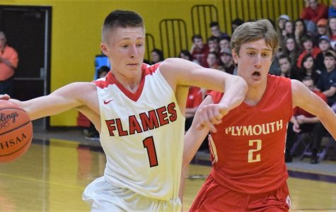 Boys' Varsity eliminates Plymouth
