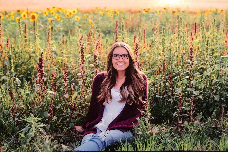 2018 Senior, Katie Taylor