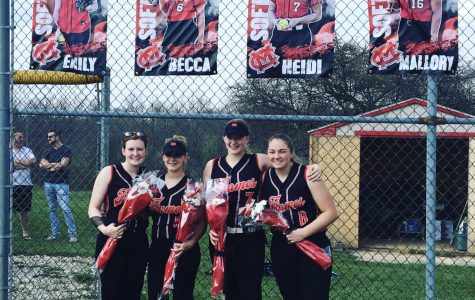 MCS Girl's Softball Senior Night