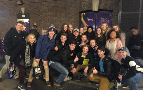NHS Travels to New York City