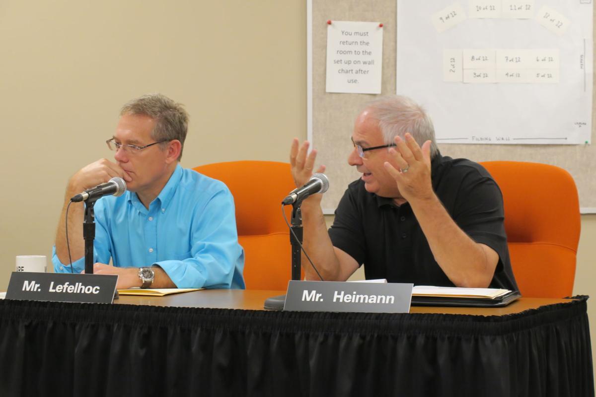 Ashland City School Board Meeting
