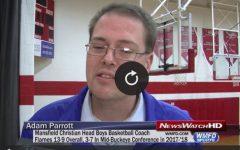 WMFD covers Coach Parrott