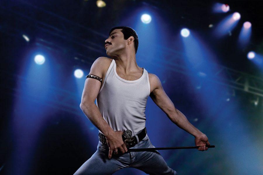 Rami+Malek+as+Freddie+Mercury+in+Bohemian+Rhapsody