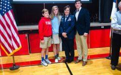 Veterans Honored at MCS Program