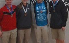 Seniors Medal at Physics Olympics