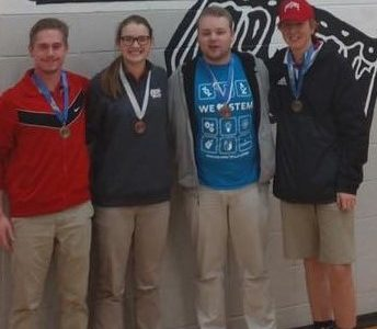 Seniors Medal at Physics Olympics