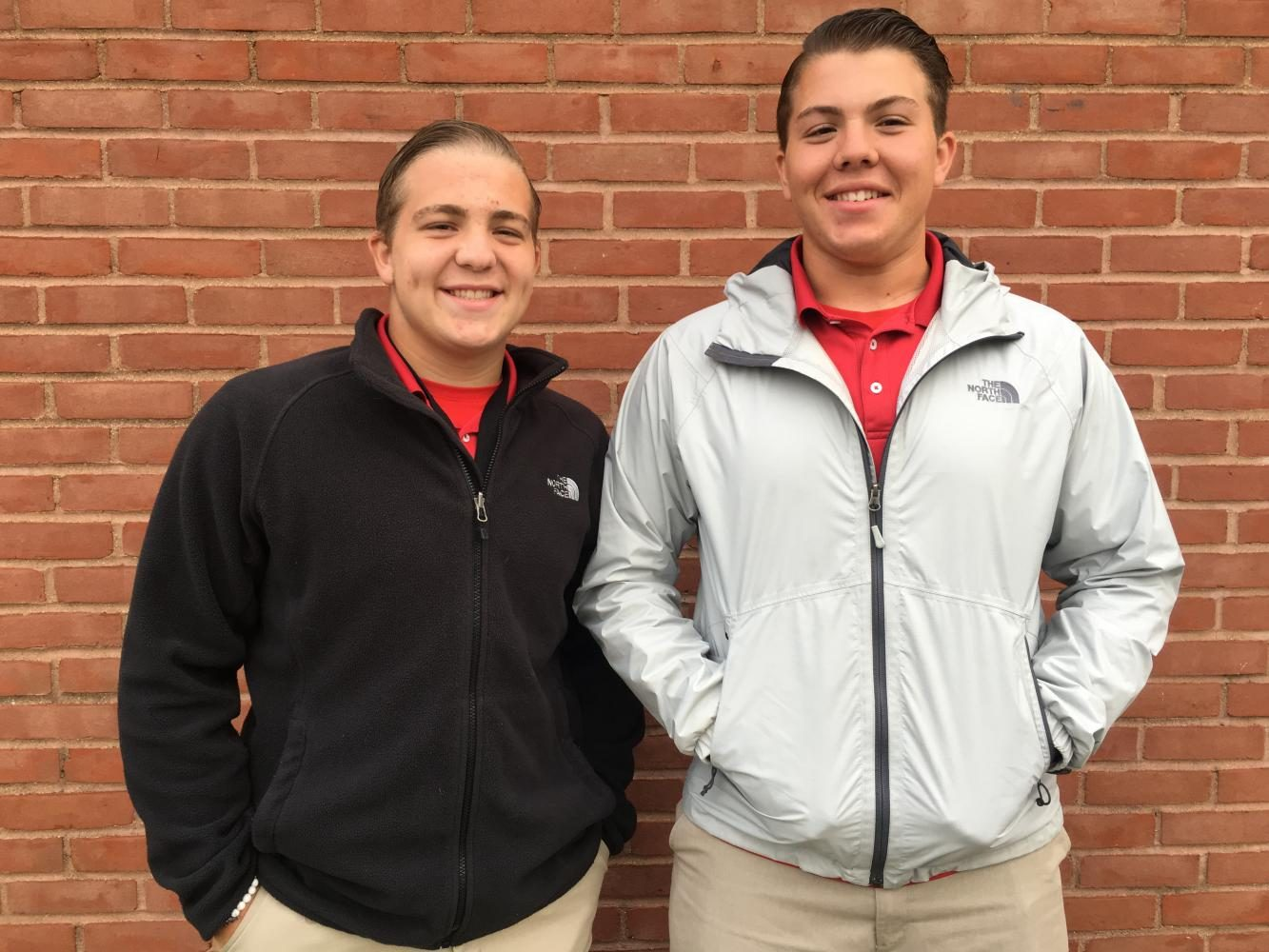 Luke and Logan Dilley