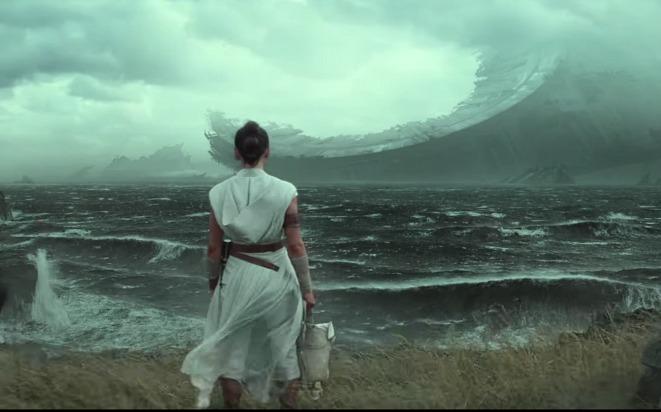 Star Wars: Rise of Skywalker trailer