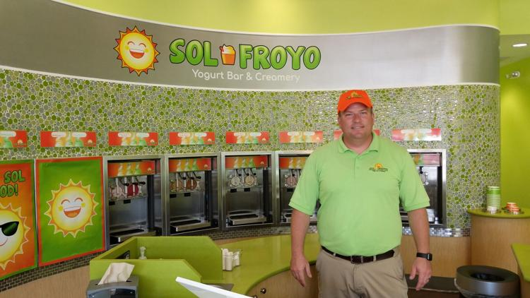 Missing Menchies?  New Froyo Opens