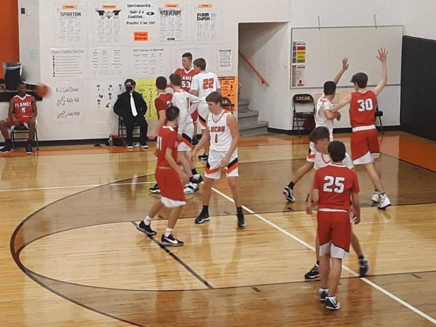 Boys Basketball from last season.